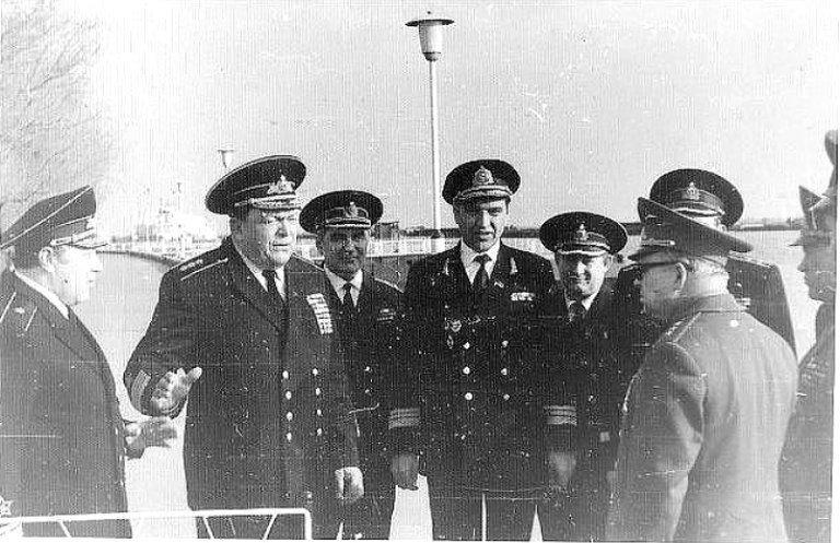 Этот день в истории Черноморска: 115 лет назад родился Алексей Данченко, фото-3