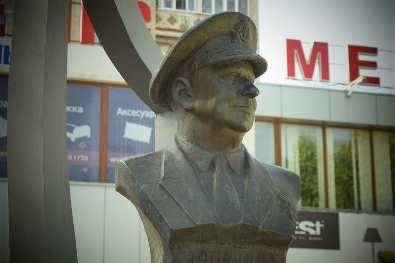 Этот день в истории Черноморска: 115 лет назад родился Алексей Данченко, фото-13