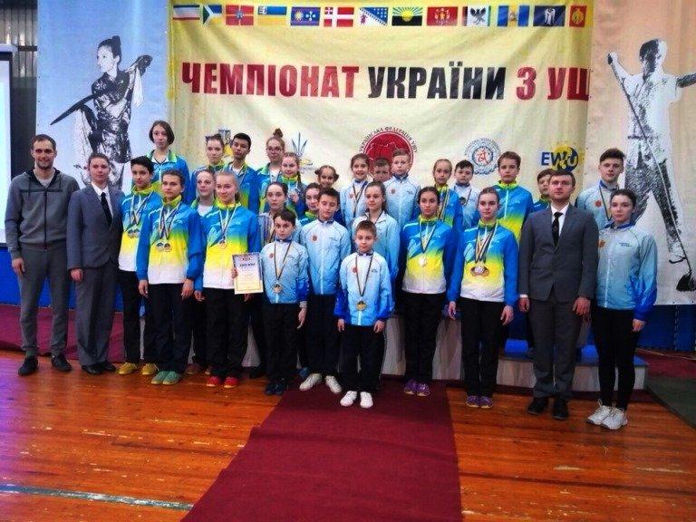 Воспитанники Сергея Романюка привезли в Черноморск награды чемпионата Украины по ушу-таолу, фото-3