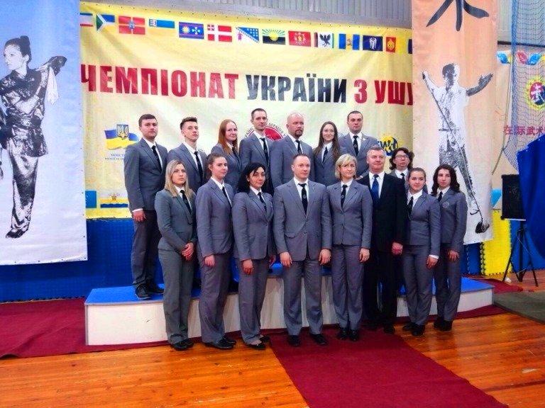 Воспитанники Сергея Романюка привезли в Черноморск награды чемпионата Украины по ушу-таолу, фото-2