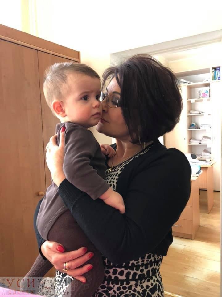 В Одессу вернули брошенного в Подмосковье ребенка, фото-1