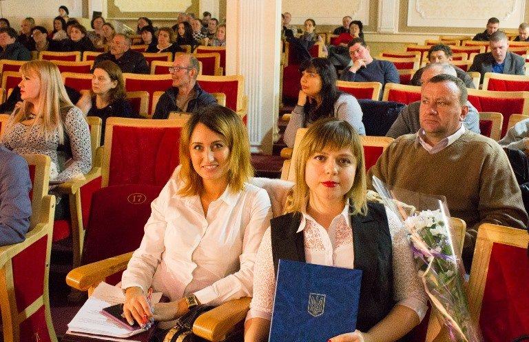 В Черноморске поздравили с профессиональным праздником сотрудников коммунальных предприятий, фото-1