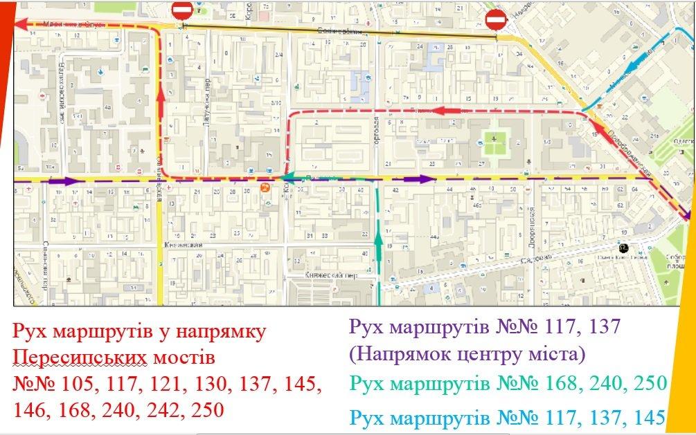 Ремонт улицы Софиевской в Одессе: Как будет ходить транспорт, фото-2