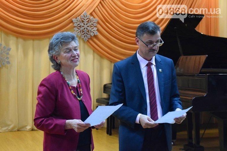 С Днём поэзии, Черноморск!, фото-2
