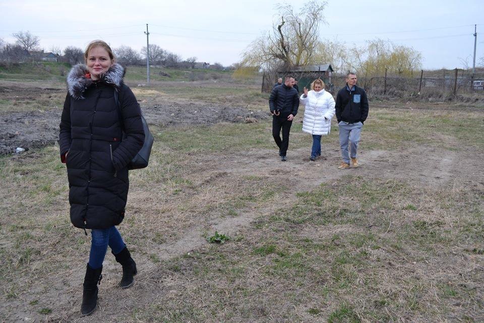 Все желающие могут поучаствовать в посадке деревьев в Малодолинском, фото-2