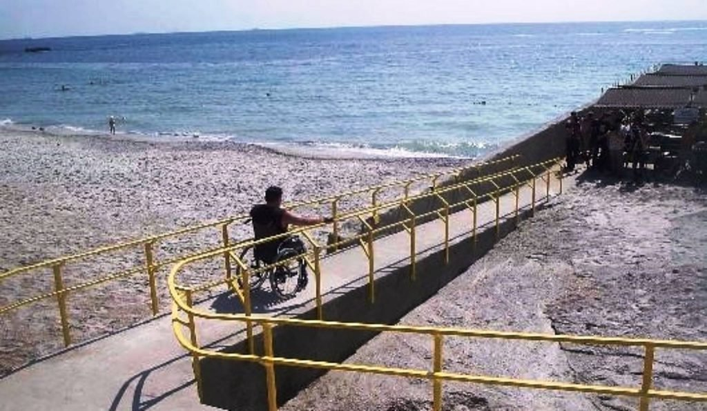 В Черноморске безбарьерному пляжу быть!, фото-1