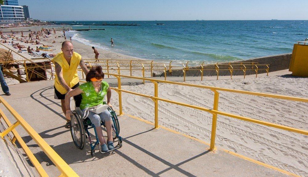 В Черноморске безбарьерному пляжу быть!, фото-4