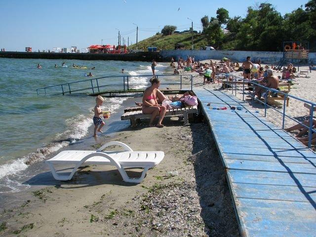 В Черноморске безбарьерному пляжу быть!, фото-5
