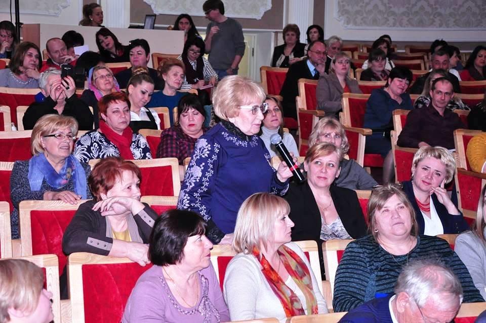 «За что же мы тогда воюем, если у нас не будет культуры?»: Максим Степанов встретился в Черноморске с работниками культуры (видео), фото-5