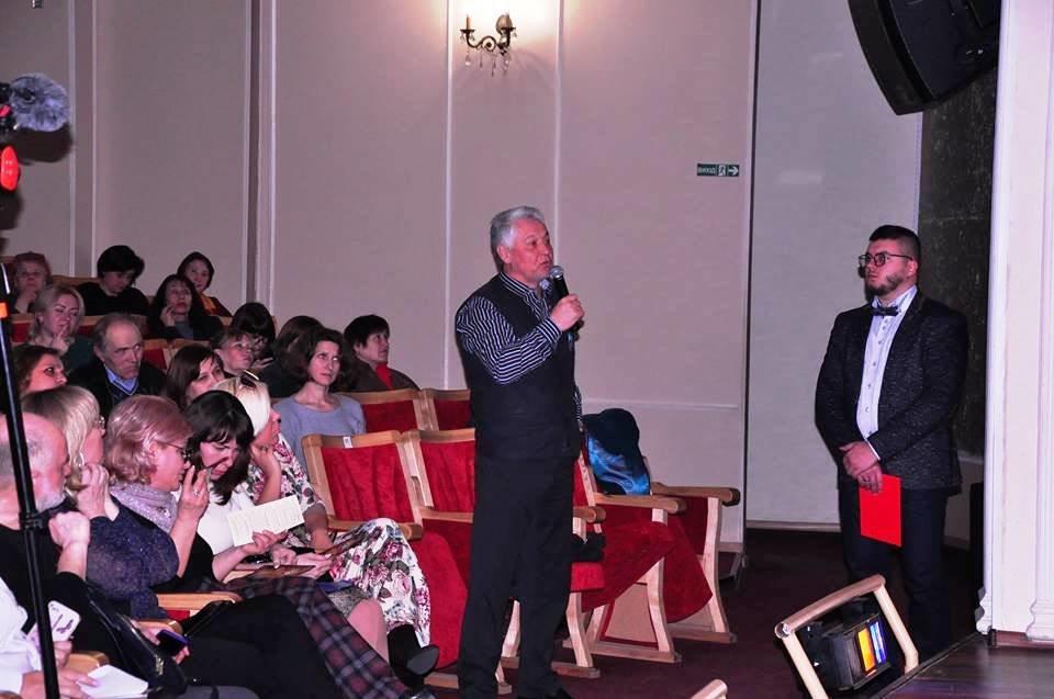 «За что же мы тогда воюем, если у нас не будет культуры?»: Максим Степанов встретился в Черноморске с работниками культуры (видео), фото-6