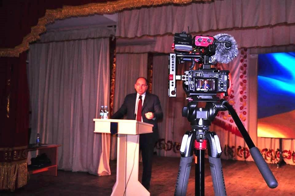 «За что же мы тогда воюем, если у нас не будет культуры?»: Максим Степанов встретился в Черноморске с работниками культуры (видео), фото-1