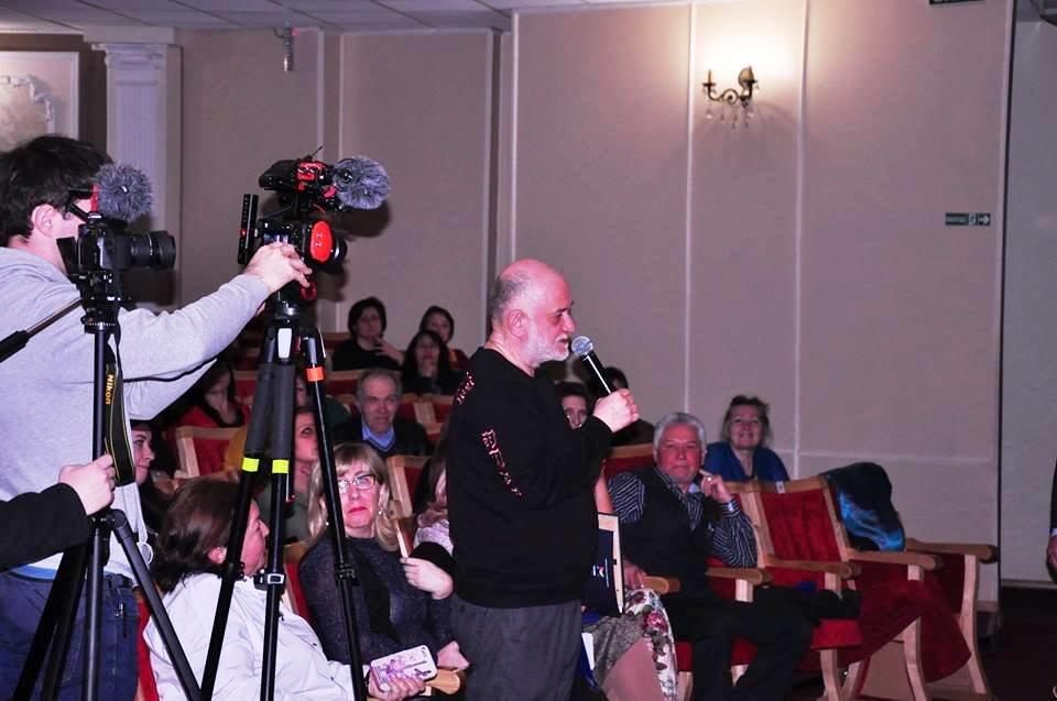 «За что же мы тогда воюем, если у нас не будет культуры?»: Максим Степанов встретился в Черноморске с работниками культуры (видео), фото-3