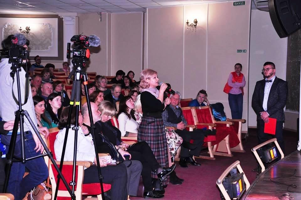 «За что же мы тогда воюем, если у нас не будет культуры?»: Максим Степанов встретился в Черноморске с работниками культуры (видео), фото-4