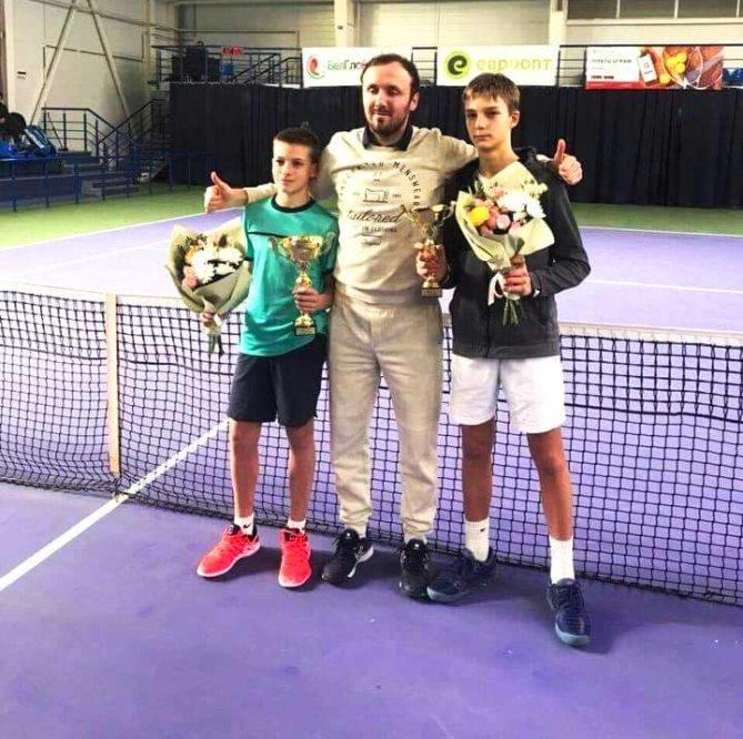 Черноморский теннисист завоевал «серебро» на европейском турнире, фото-2