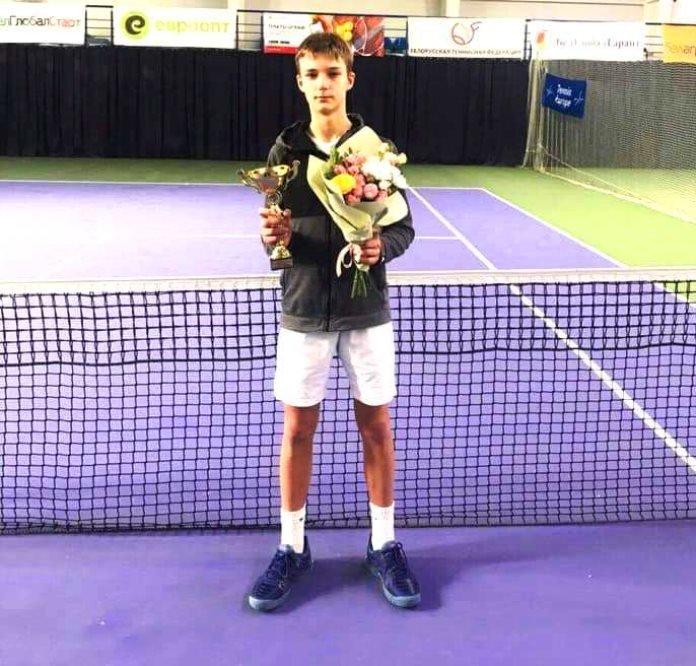 Черноморский теннисист завоевал «серебро» на европейском турнире, фото-1