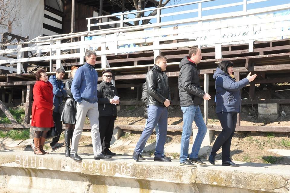 В Черноморске восстановят площадку для пляжных видов спорта, фото-3