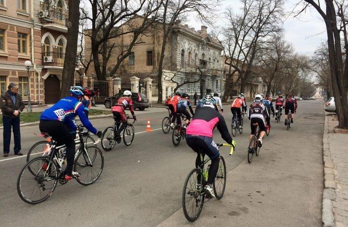 Велогонка «Мемориал Уточкина» стартовала в парке Шевченко, фото-3