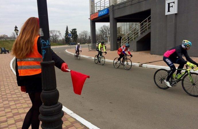 Велогонка «Мемориал Уточкина» стартовала в парке Шевченко, фото-2