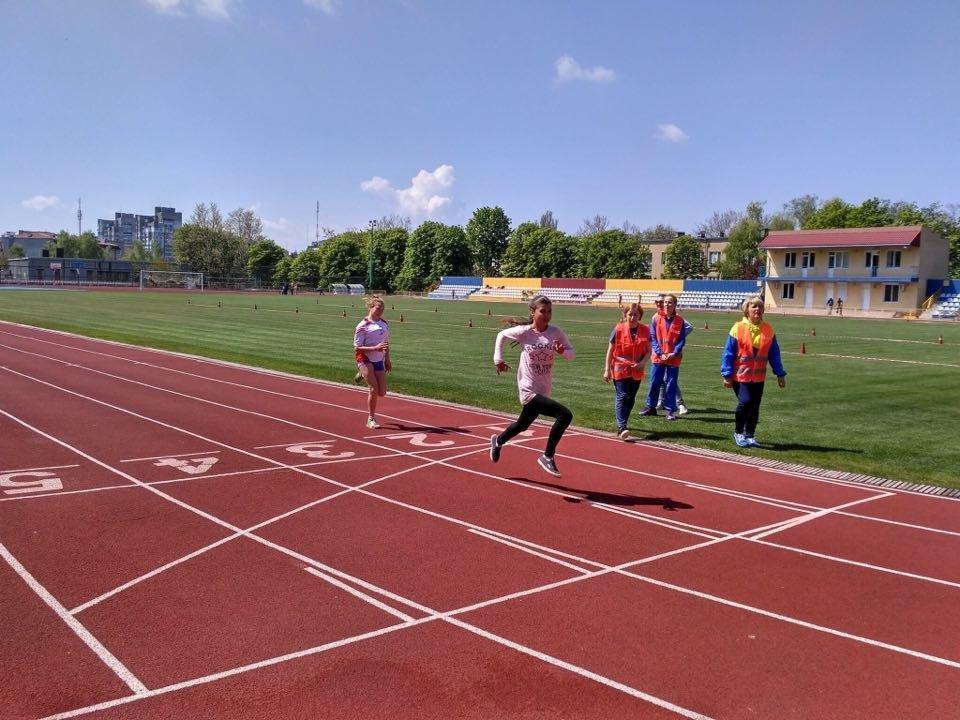 Черноморская команда взяла «золото» на Областной Спартакиаде школьников по легкоатлетическому четырёхборью , фото-1