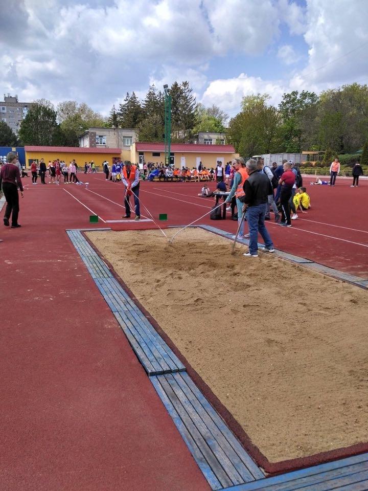 Черноморская команда взяла «золото» на Областной Спартакиаде школьников по легкоатлетическому четырёхборью , фото-5