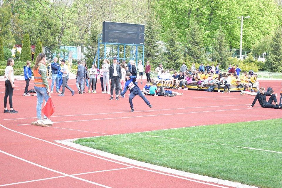 Черноморская команда взяла «золото» на Областной Спартакиаде школьников по легкоатлетическому четырёхборью , фото-3
