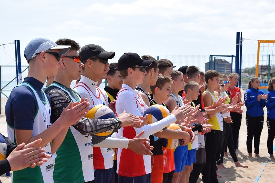 В Черноморске состоялось открытие Чемпионата Украины по пляжному волейболу (видео), фото-3