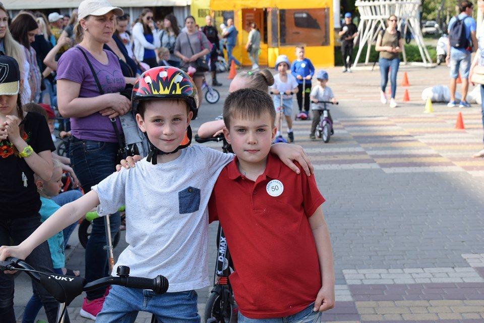 В Черноморске прошел семейный праздник «Крути педали!» (видео), фото-10