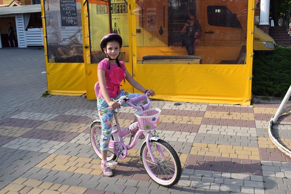 В Черноморске прошел семейный праздник «Крути педали!» (видео), фото-13