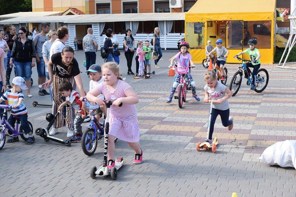 В Черноморске прошел семейный праздник «Крути педали!» (видео), фото-15