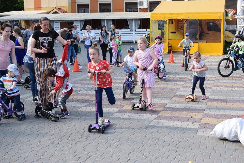 В Черноморске прошел семейный праздник «Крути педали!» (видео), фото-16