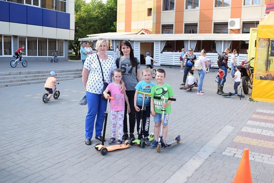 В Черноморске прошел семейный праздник «Крути педали!» (видео), фото-17