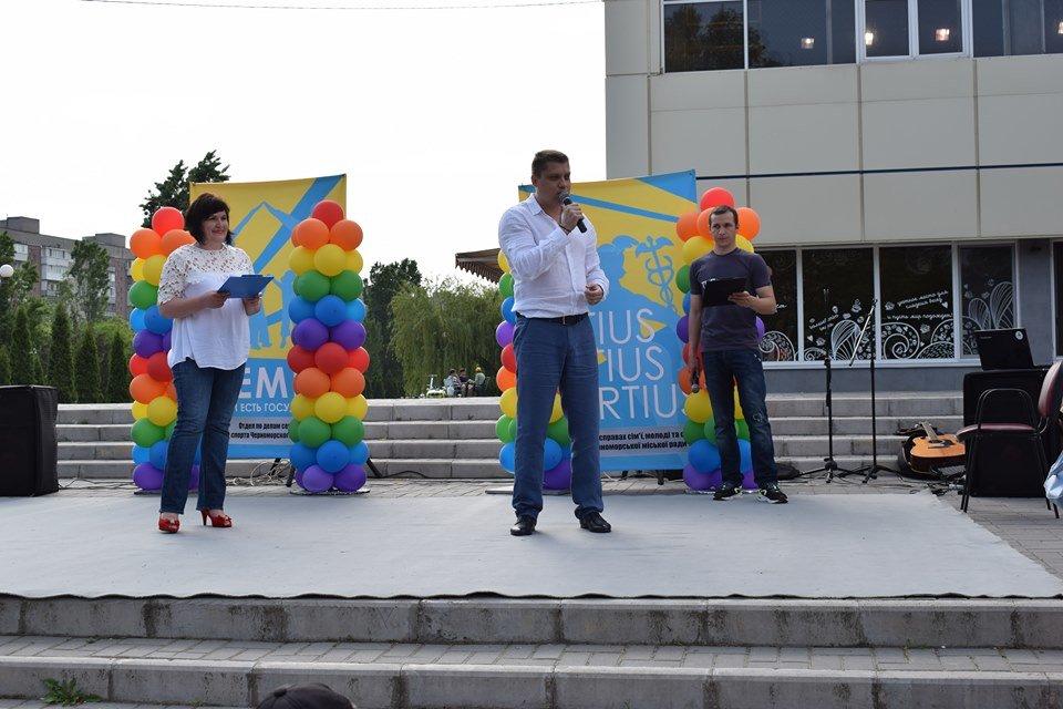 В Черноморске прошел семейный праздник «Крути педали!» (видео), фото-3