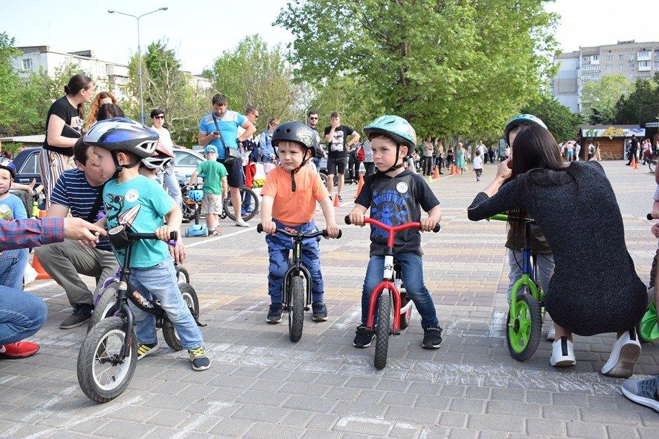 В Черноморске прошел семейный праздник «Крути педали!» (видео), фото-2