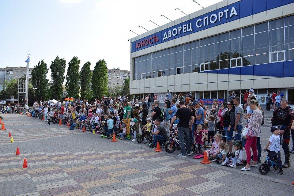 В Черноморске прошел семейный праздник «Крути педали!» (видео), фото-6
