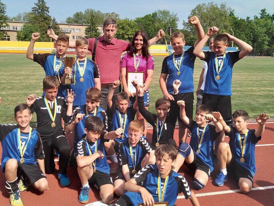 Черноморские спортсмены стали лучшими на чемпионате по гандболу, фото-1