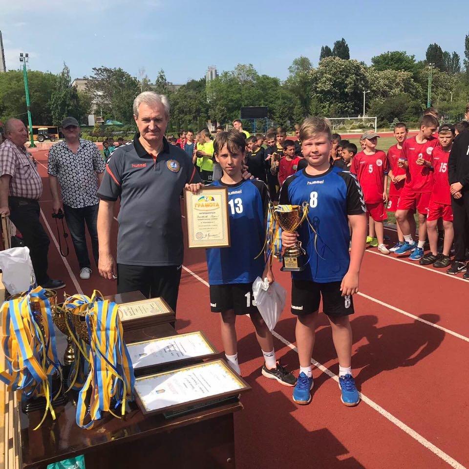 Черноморские спортсмены стали лучшими на чемпионате по гандболу, фото-2