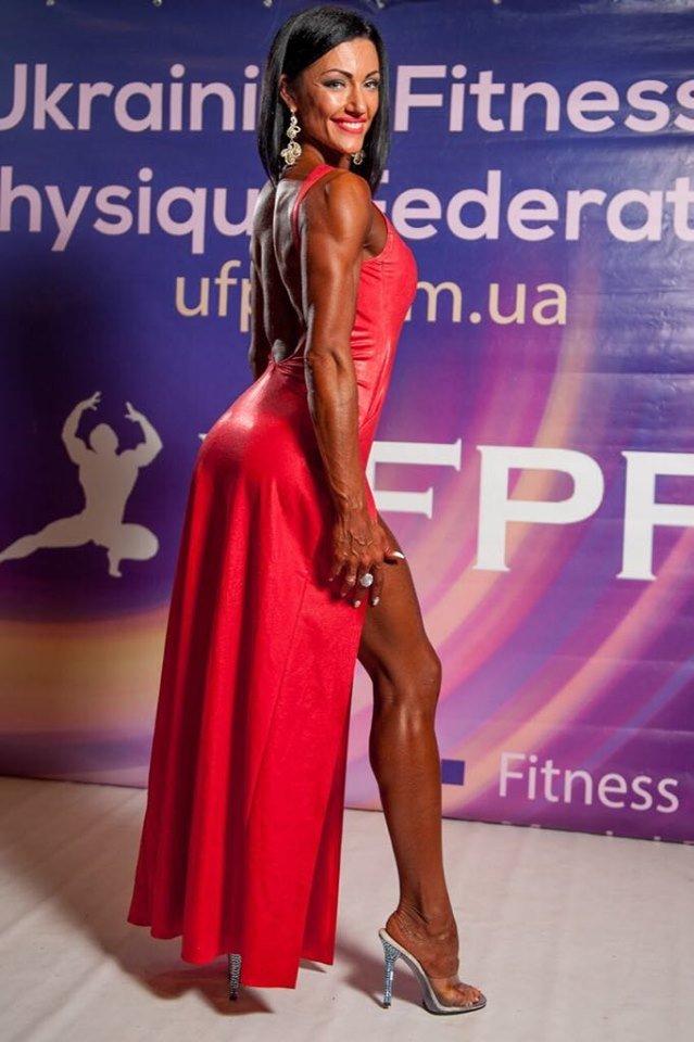 Алина Килиянова привезла в Черноморск кубки Чемпионата Евразии по бодибилдингу, фото-3