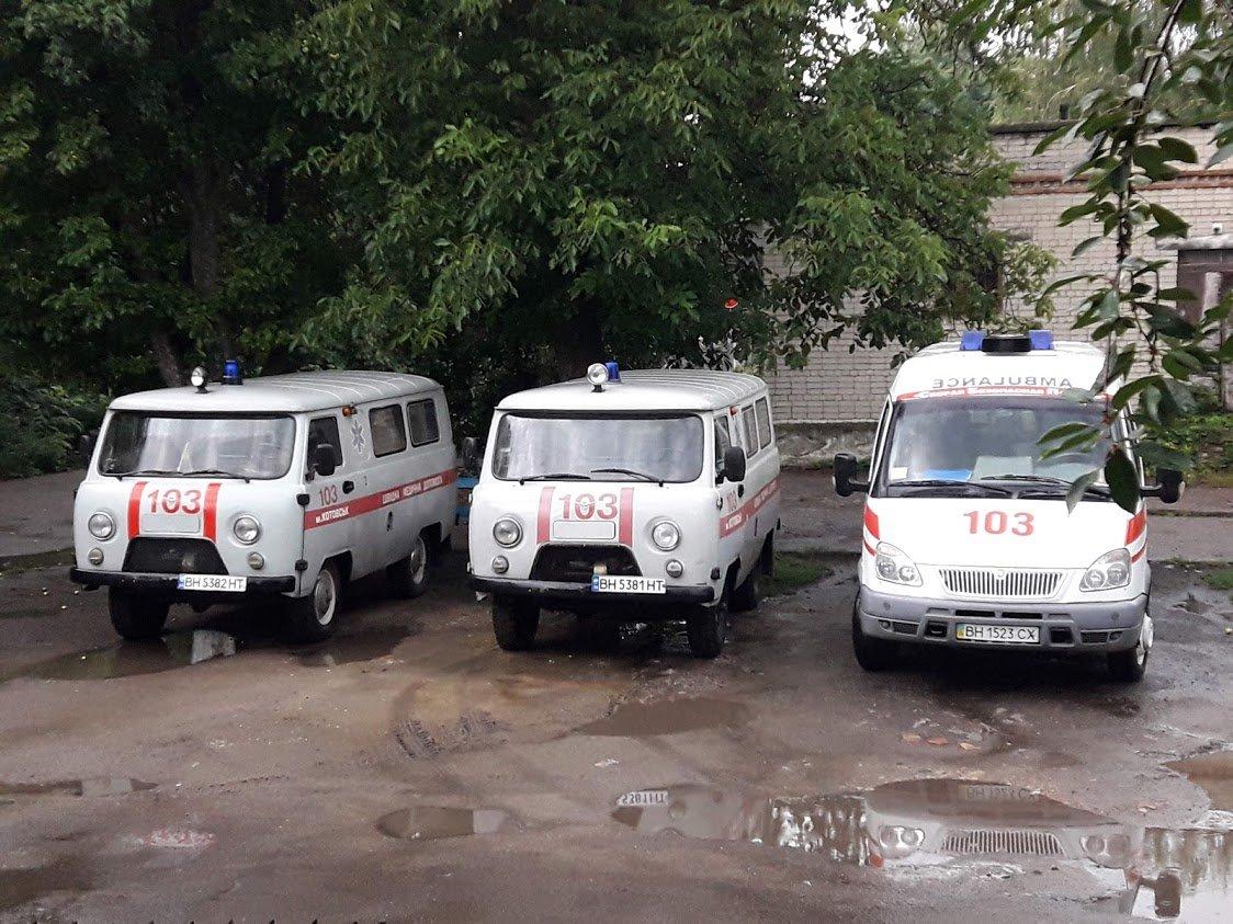 Автопарк скорой медицинской помощи Черноморска пополнится 5 автомобилями, фото-5