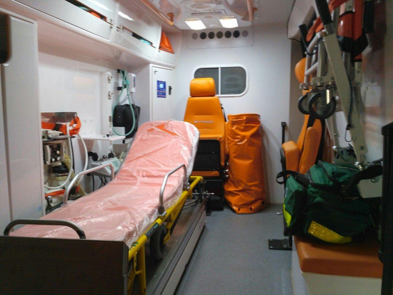 Автопарк скорой медицинской помощи Черноморска пополнится 5 автомобилями, фото-7