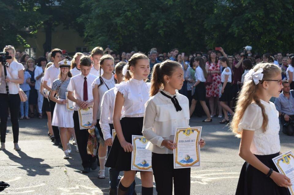 В школах Черноморска прозвенел последний звонок (ВИДЕО), фото-4