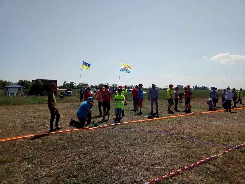 В Черноморске прошел Открытый Чемпионат города по воздушному бою , фото-1