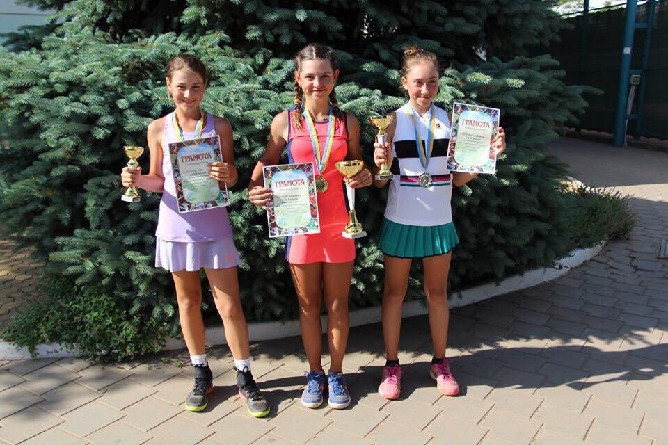 В черноморском «Elite Tennis Club» прошел всеукраинский турнир, фото-7