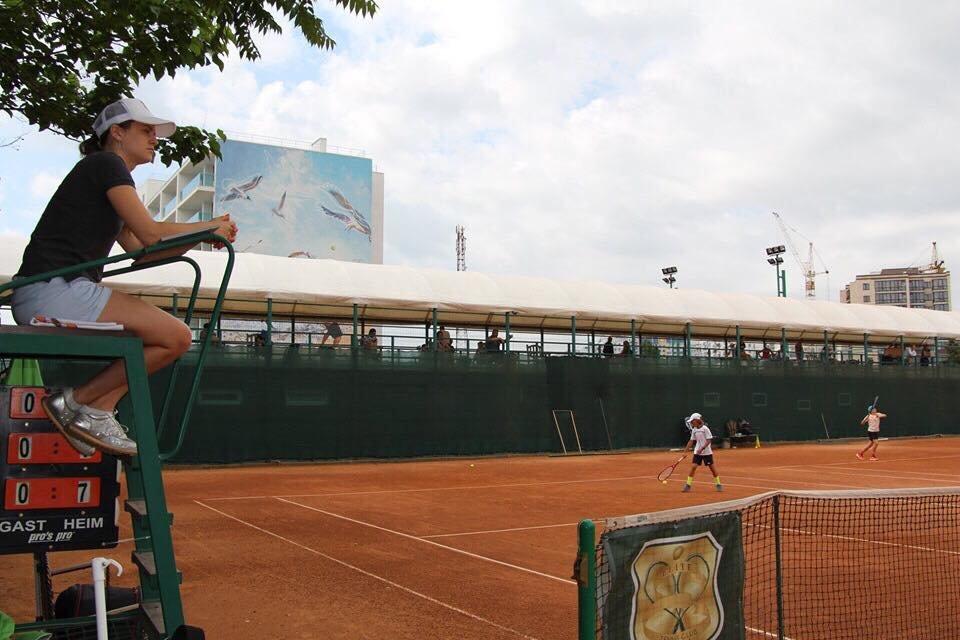 В черноморском «Elite Tennis Club» прошел всеукраинский турнир, фото-3