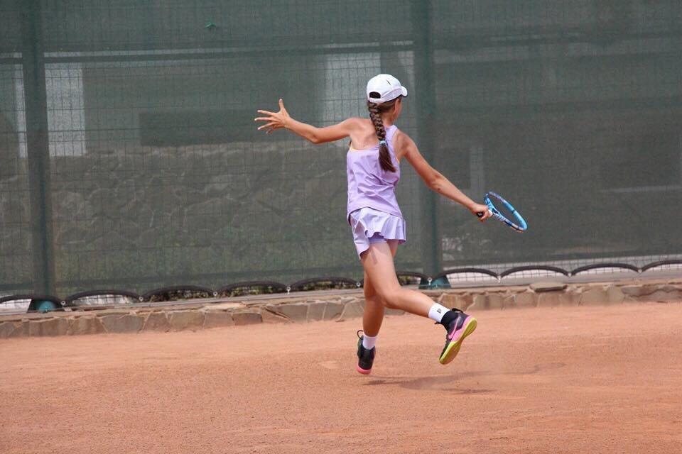 В черноморском «Elite Tennis Club» прошел всеукраинский турнир, фото-4