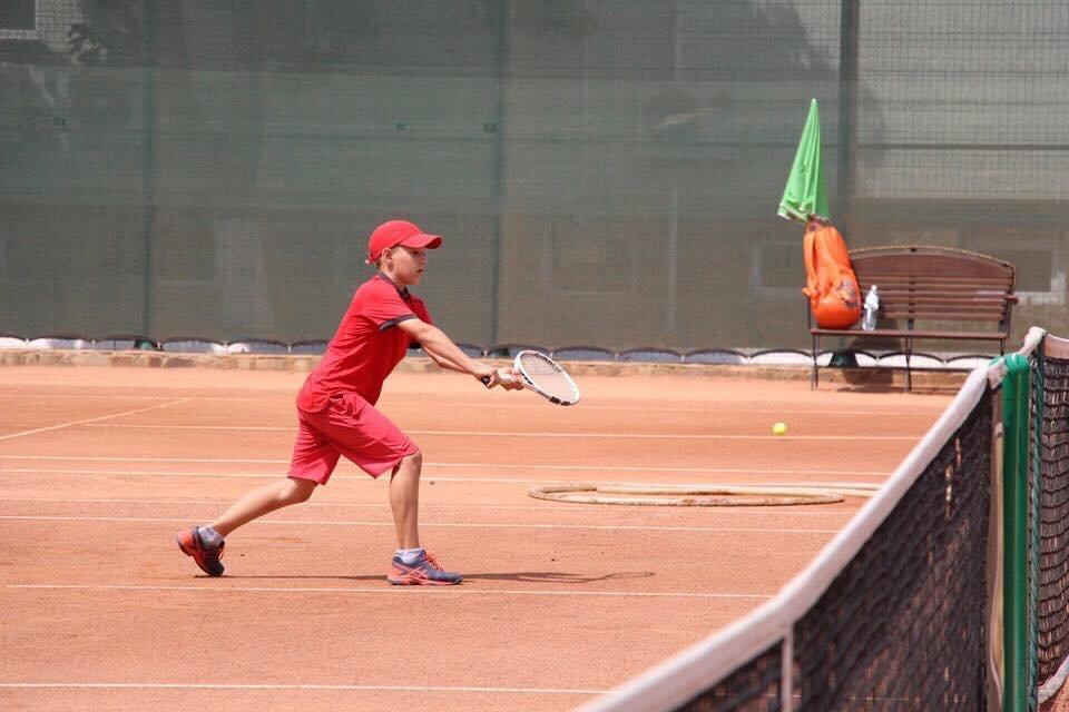 В черноморском «Elite Tennis Club» прошел всеукраинский турнир, фото-5