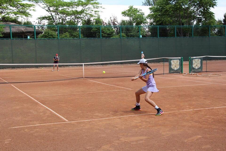 В черноморском «Elite Tennis Club» прошел всеукраинский турнир, фото-6