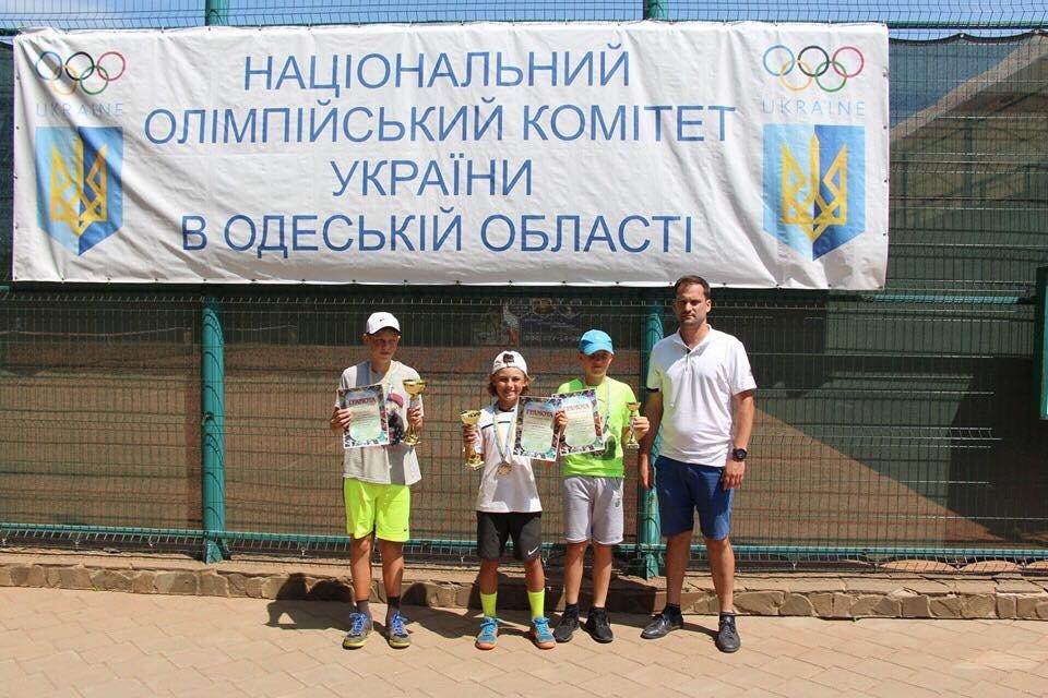 В черноморском «Elite Tennis Club» прошел всеукраинский турнир, фото-8