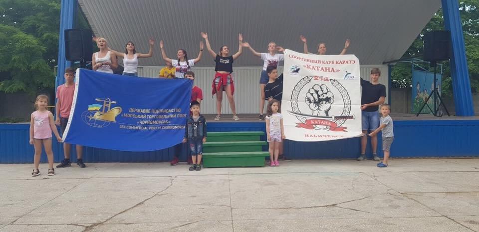 Черноморская «КАТАНА» подвела итоги полугодия, фото-23