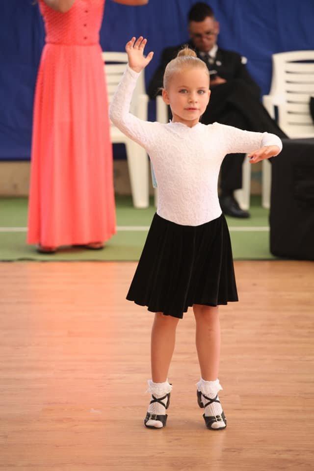 Черноморцы приняли участие в соревнованиях по бальным танцам «Жемчужина Одессы», фото-1