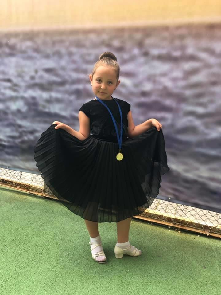 Черноморцы приняли участие в соревнованиях по бальным танцам «Жемчужина Одессы», фото-2